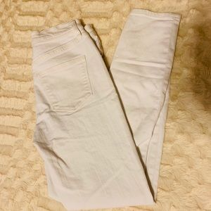 💫New J.Crew White Stretch Jeans💫